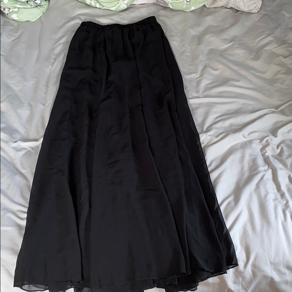 Forever 21 Dresses & Skirts - Sheer Maxi Skirt